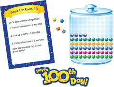 Creative Teaching Press :: Marble Jar Bulletin Board Set