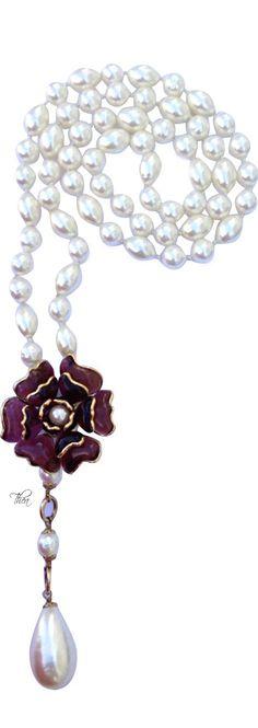 GABRIELLE'S AMAZING FANTASY CLOSET   Chanel Lavalier Necklace:
