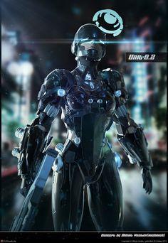 Unit 9.2 by Mihail Vasilev | 3D | CGSociety
