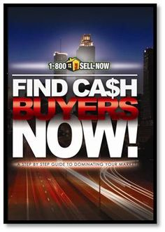 These 12 sources can build your cash buyers list overnight  http://www.realestateinvesting-gurureview.com/cash-buyers.html