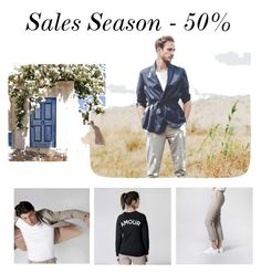 """SALES SEASON - AVAILABLE WORLDWIDE"" by noyoco ❤ liked on Polyvore"