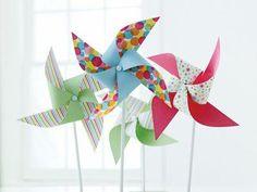 Modern Festive Pinwheel Kit