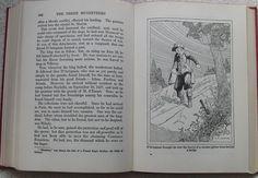 THE THREE MUSKETEERS 1931 Illustrated John C Winston Edition, Very Good | eBay