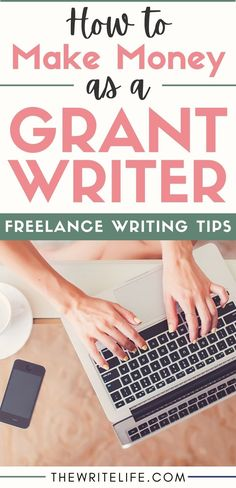 Learn the best tips on how to get into grant writing as a freelance writer and how to find some grant writing jobs as a new freelance writer. Get your home business running and work from home as a grant writer or proposal writer. Get the best freelance writing job ideas at www.thewritelife.com
