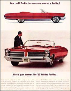 #1965 #Pontiac #Bonneville