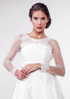 BOLERKO suknie ślubne Kolekcja 2013