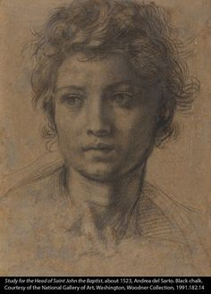 """Andrea del Sarto: The Renaissance Workshop in Action,"" June 23–September 13, 2015 at the Getty Center."