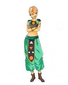 DBS Female Majin God of Destruction of Universe 13 Exel Dbz, Green Superhero, Blue Lantern, New Gods, Angeles, Dragon Ball Z, Cartoon Art, Anime Characters, Character Design
