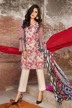 Pink unstitched Pakistani pret dress by Chen One printed clothes 2018springcollection #spring #readytowear #pretwear #unstitched #online #linen #lawncollection #linen #linencollection #chiffon #cotton #embroidered #printed #digital #lahore #karachi #islamabad #newyork #london #pakistan #pakistani #indian #alkaram #limelight #nishat #khaddar #daraz #gulahmed #2018 #blackfriday #pakistani_dresses #best_price #indian_dresses #eid #eiddresses #eidcollection