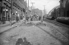 Greenfield Avenue, 1905