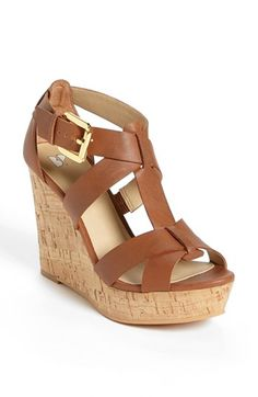 These are really cute. At Nordstrom. BP. 'Daleray' Wedge Sandal available at #Nordstrom
