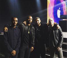 Drake Introduces Apple Music Platform—Set To Release Next Album On New Streaming Service + Retired NBA Star Baron Davis Responds To Jheri Curl Criticism