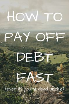 How to Pay Off Debt Fast (even on a low income) Millions of Americans are drowning in debt. Read moreHow to Pay Off Debt Fast (even on a low income) Best Student Loans, Student Loan Debt, National Debt Relief, Paying Off Credit Cards, Debt Snowball, Get Out Of Debt, Budgeting Money, Financial Tips, Debt Payoff