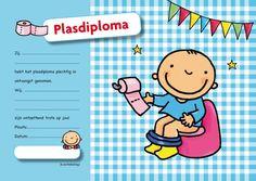 Nieuw in webshop: plaskalender en plasdiploma | Kathleen Amant Toilet Training, Potty Training, Pre School, Back To School, Baby News, Summer Classes, Childhood Education, 4 Kids, Kids House