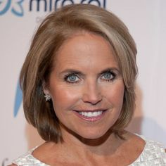 Biography.com follows Katie Couric's TV journalism career, from ABC desk assistant to co-anchor of <i>Today</i>, to becoming the first solo female anchor of <i>CBS Evening News</i>, and hosting her own talk show, <i>Katie</i>.