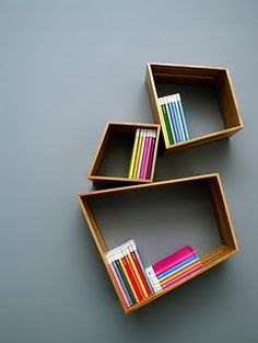 Shelving design #furniture_design