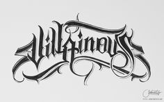 hand-drawn typography with Martin Schmetzer Hand Lettering IV 5