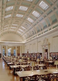 The Centerpiece Of The Harvard University Library System, Harry Elkins  Widener Memorial Library, Cambridge, MA Part 66