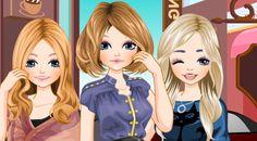 Juegos de chicas moda vestir maquillaje peluqueria gratis ®