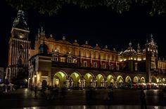 Kraków - Sukiennice