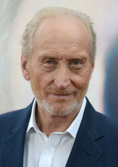 Charles Dance, now Tywann but oh his Max DeWinter, and Jewel in the Crown.  Handsome and great voice.
