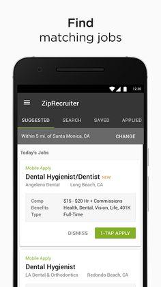 Job Search by ZipRecruiter- screenshot