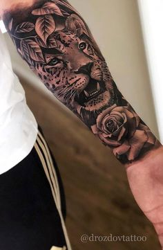 15 best sleeve tattoo ideas for women / men you will fall in love with – H… – tattoo, tattoo ideas, tattoo shops, tattoo artists, tattoo art tattoo ideas – diy best tattoo ideas diy tattoo ideas - diy tattoos Forarm Tattoos, Forearm Sleeve Tattoos, Best Sleeve Tattoos, Sleeve Tattoos For Women, Rose Tattoos, Body Art Tattoos, Tattoos For Guys, Tiger Tattoo Sleeve, Tiger Forearm Tattoo