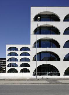 Bearth & Deplazes > ÖKK-Headquarters   HIC Arquitectura