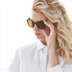 Summer may not be endless, but Ray Ban season definitely is.