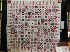 Quilting By Celia: 'Dear Jane' Quilt Show