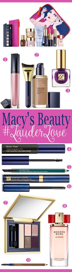If you love #Lauder, you won't want to miss this amazing Macy's Estee Lauder gwp!  Check out my buying guide to see what needs to be in your cart!