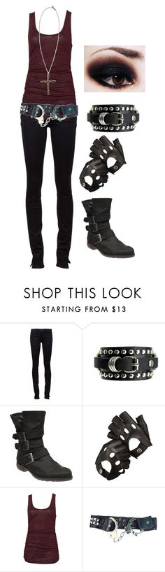 """""""Untitled #153"""" by bvb3666 ❤ liked on Polyvore featuring Paige Denim, Steve Madden, Aspinal of London and Pamela Love"""