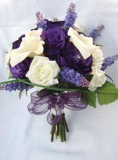 Inspirational Wedding Flowers Purple And Ivory Because It Is That Momentagic Hen Having A Great Rings As Important Choosing T