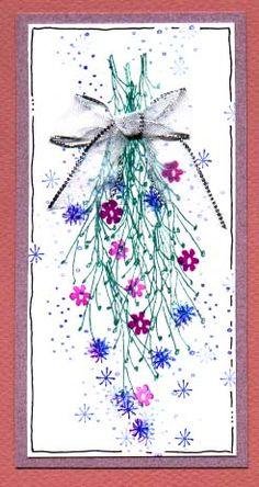 Hanging Swag Card