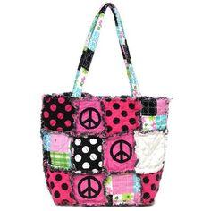 purses | Patchwork Rag Bag Purses