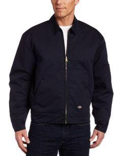 Dickies Men`s Lined Eisenhower Jacket $25.79 - $75.98