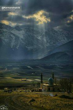 Chamchamal, Kermanshah Iran