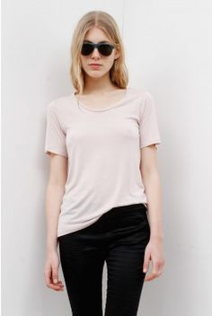 Rodebjer Classic Top - Nude