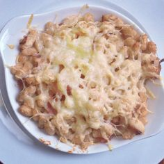 Gratin de haricots blancs maison - Gratin of white beans #cuisine #food #faitmaison #homemade #haricots #jambon #eating #cooking #french #yummy #foodpic #foodgasm #...