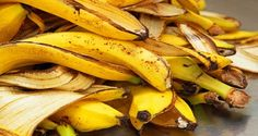 Banana Peel Is The Most Effective Fertilizer For Indoor Plants!