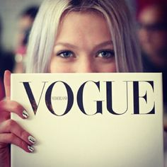Vogue it'd be a dream to work there someday ❤