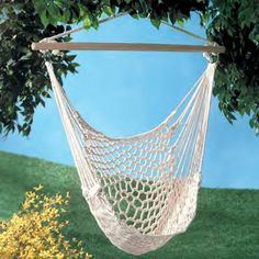 Macrame Garden Hammock Hanging Chair For Outdoor And Indoor , Find Complete Details about Macrame Garden Hammock Hanging Chair For Outdoor And Indoor,Hammock Chair,Hammock Swing,Hammock from Hammocks Supplier or Manufacturer-OBSOLUTE ORGANIC Backyard Hammock, Rope Hammock, Diy Hammock, Hammocks, Rope Swing, Hammock Ideas, Crochet Hammock, Outdoor Hammock, Outdoor Lounge