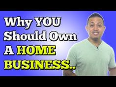 Wow! This aired 13 years ago.. and as you are reading this in Youtube, the funny thing is most people still don't know Why You Should Own A Home Business..  Some of you may have seen it, and most haven't.. Doesn't really matter. You DESERVE to know this and Share it with others!   Be Blessed,  Greg Agustin Jr. http://GregAgustinJr.com http://fb.com/GregAgustinJr