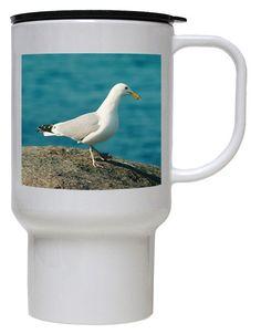 Seagull Polymer Plastic Travel Mug