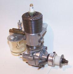 Very Rare 1939 Atwood Phantom Bullet model airplane engine | Model ...