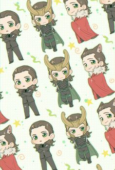 Loki Laufeyson || Thor: Ragnarok || Lockscreen || Cr: 壳