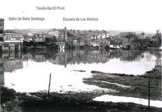 Albertrucho: El Río de Monelos, el río de Oza