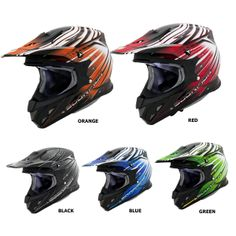 Scorpion VX-R70 Flux MX Dirt Off Road Helmet