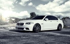 BMW 5 Series Vossen Wheels #FerrariCars #LamborghiniCars #Lamborghini #Torado #AmazingCars #Luxury #Huracan #Novitec #FotoLamborghini #LamborghiniNovitec #Cars
