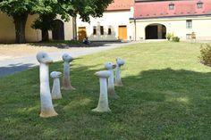 Výstava: 24. letní keramická plastika, Středočeské muzeum, Roztoky u Prahy - SVUK